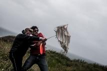 fighting against windmills
